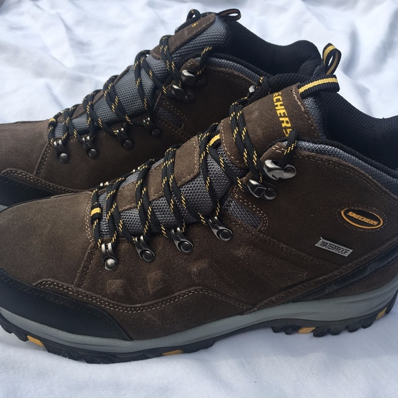 buy \u003e skechers winter boots for mens